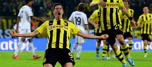Лига Чемпионов: Боруссия Дортмунд - Реал Мадрид