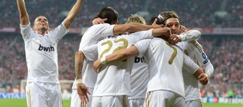 Лига Чемпионов, полуфинал: Бавария - Реал Мадрид