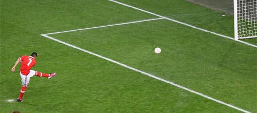 Лига Европы: Аз - Бенфика