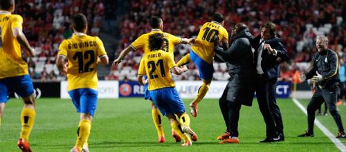 Лига Европы: Ювентус - Бенфика