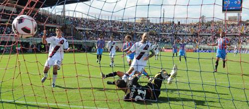 Чемпионат Италии: Болонья - Катания