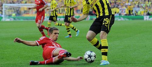 Кубок Германии, финал: Боруссия Дортмунд - Бавария