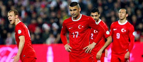 Международные товарищеские матчи: Ирландия - Турция