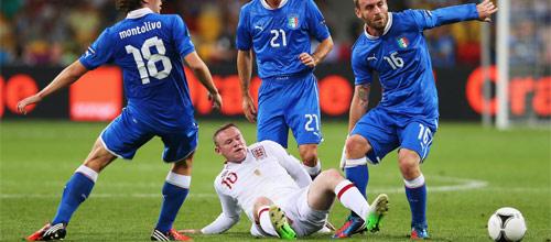 Чемпионат мира 2014: Англия - Италия