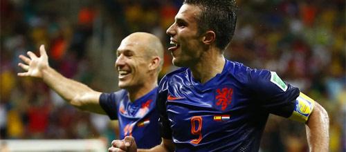 Чемпионат мира 2014: Австралия - Нидерланды