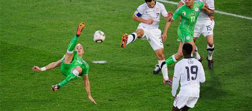 Чемпионат мира 2014: Бельгия - Алжир