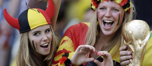 Чемпионат мира 2014: Бельгия - США