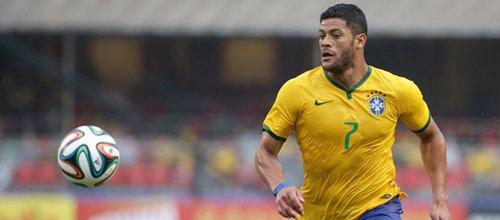 Чемпионат мира 2014: Бразилия - Чили