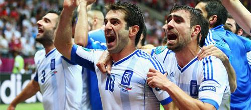 Чемпионат мира 2014: Колумбия - Греция