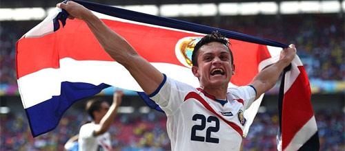 Чемпионат мира 2014: Коста-Рика - Греция