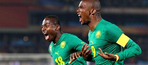 Чемпионат мира 2014: Мексика - Камерун