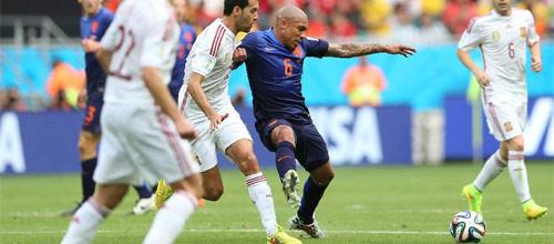 Чемпионат мира 2014: Нидерланды - Мексика