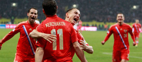 Чемпионат мира 2014: Россия - Южная Корея