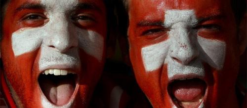 Чемпионат мира 2014: Швейцария - Эквадор