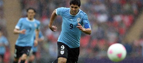Чемпионат мира 2014: Уругвай - Англия