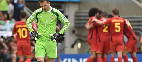 Чемпионат мира 2014: Южная Корея - Бельгия