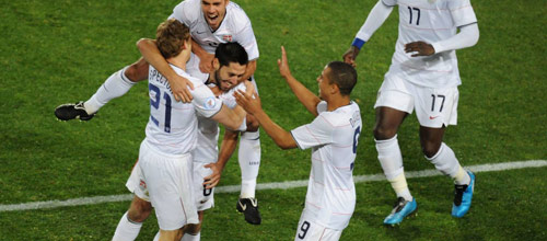 Чемпионат мира в Бразилии 2014: Гана - США