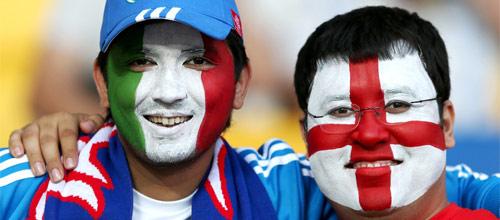 Чемпионат мира в Бразилии: Англия - Италия
