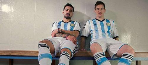 Чемпионат мира в Бразилии, 1\2 финала: Голландия - Аргентина