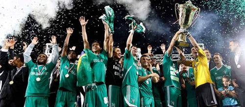 Лига Чемпионов: Лудогорец - Партизан