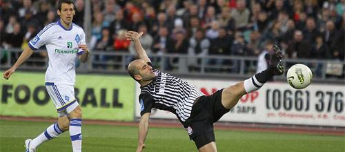 Лига Европы, квалификация: Лачи - Заря