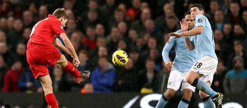 АПЛ: Манчестер Сити - Ливерпуль