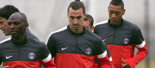 Чемпионат Франции: ПСЖ - Сент-Этьен