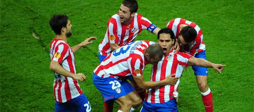 Чемпионат Испании: Атлетико - Эйбар