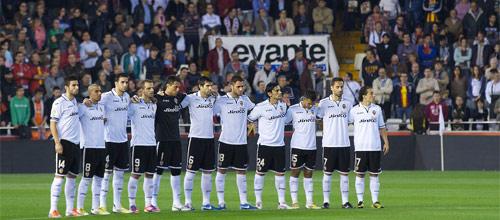 Чемпионат Испании: Валенсия - Малага