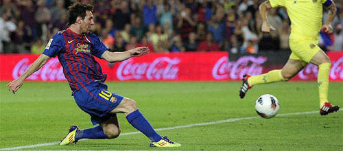 Чемпионат Испании: Вильярреал - Барселона