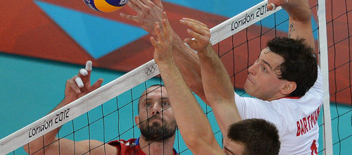 Чемпионат Мира, мужчины: Польша - Сербия
