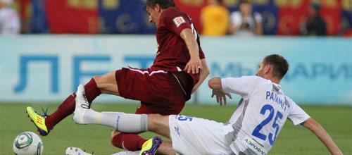 Чемпионат России: Рубин - ЦСКА