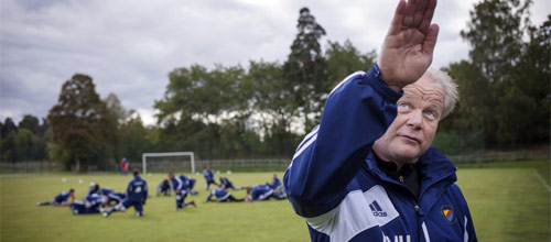 Чемпионат Швеции: Хальмстад - Юргорден
