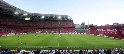 Лига Чемпионов: Атлетик Бильбао - Наполи