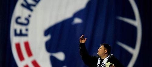 Лига Чемпионов, квалификация: Копенгаген - Днепр
