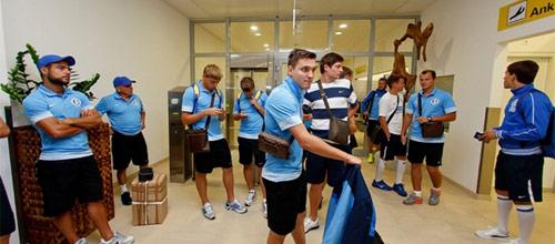 Лига Европы: Днепр - Хайдук