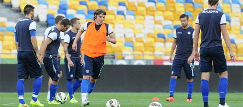 Лига Европы, квалификация: Днепр - Хайдук