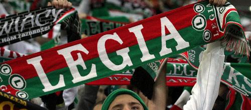 Лига Европы: Легия - Актобе