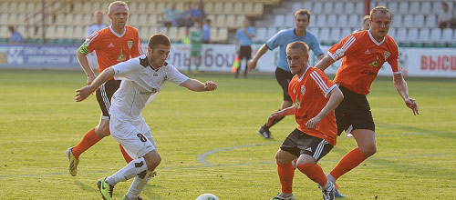 Лига Европы: Шахтер Солигорск - Зюльте-Варегем