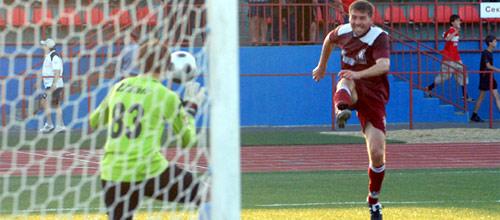 Российская Премьер-Лига: Мордовия - Кубань