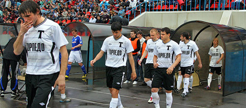 Российская Премьер-Лига: Мордовия - Торпедо