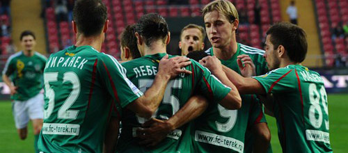 Российская Премьер-Лига: Терек - Арсенал