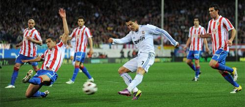 Суперкубок Испании: Реал Мадрид - Атлетико Мадрид