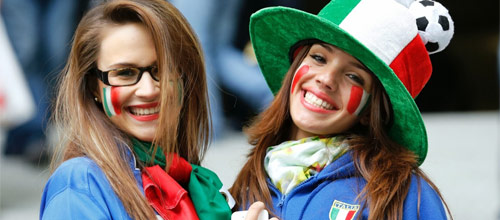 Чемпионат Европы, квалификация: Норвегия - Италия