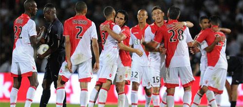Чемпионат Франции: Лион - Монако