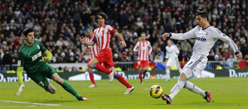 Чемпионат Испании: Реал Мадрид - Атлетико Мадрид