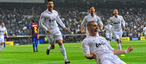 Чемпионат Испании: Вильярреал - Реал Мадрид