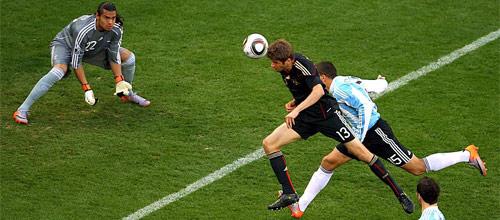 Международные товарищеские матчи: Германия - Аргентина