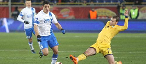 Украинская Премьер-Лига: Металлист - Днепр
