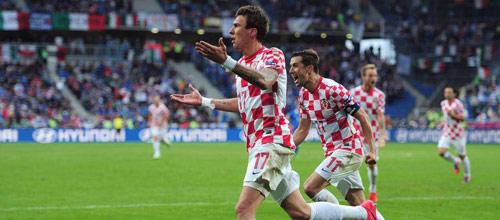 Чемпионат Европы 2016, квалификация: Болгария - Хорватия